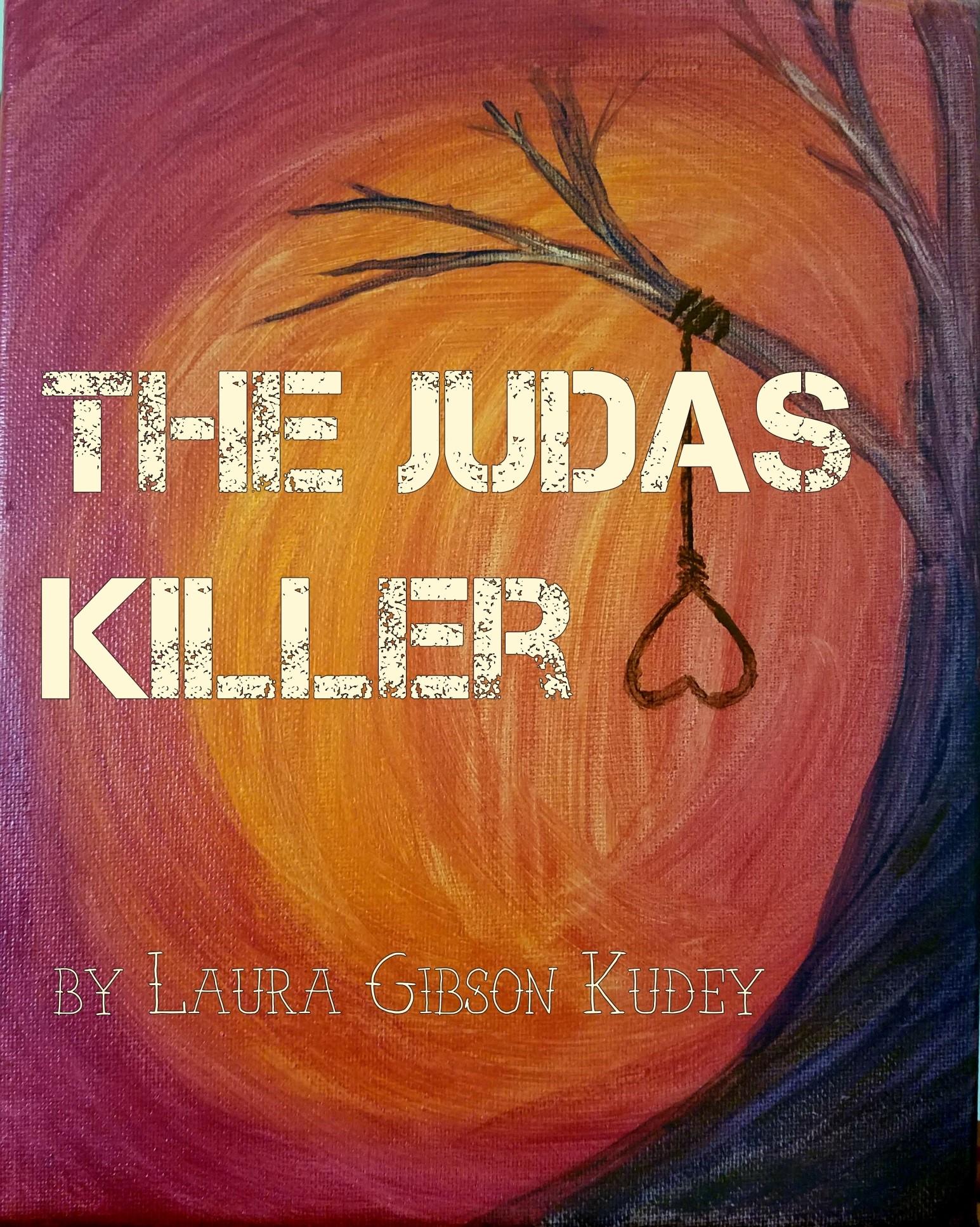 judas killer cover