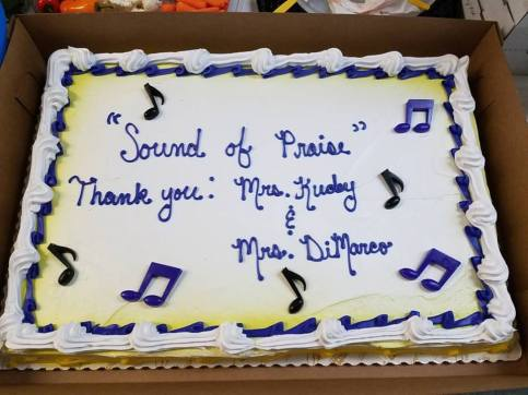 cake for performance
